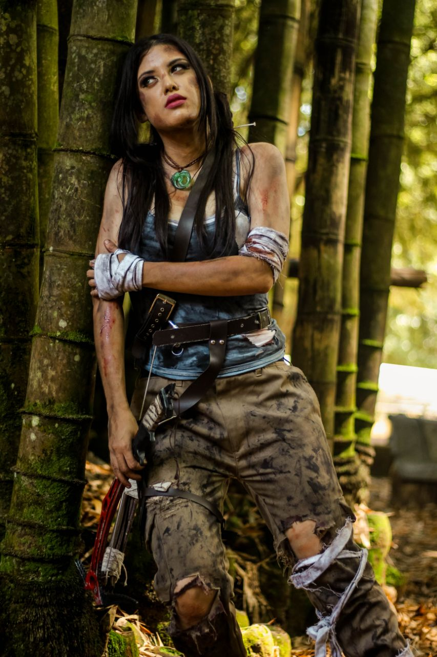Member Content Page 25 Tomb Raider Cosplay