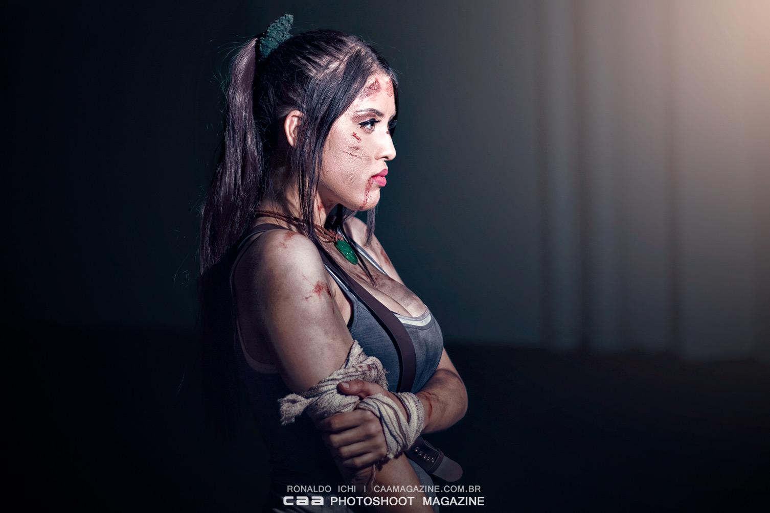 Lara Croft Tomb Raider 2013 Tomb Raider Cosplay