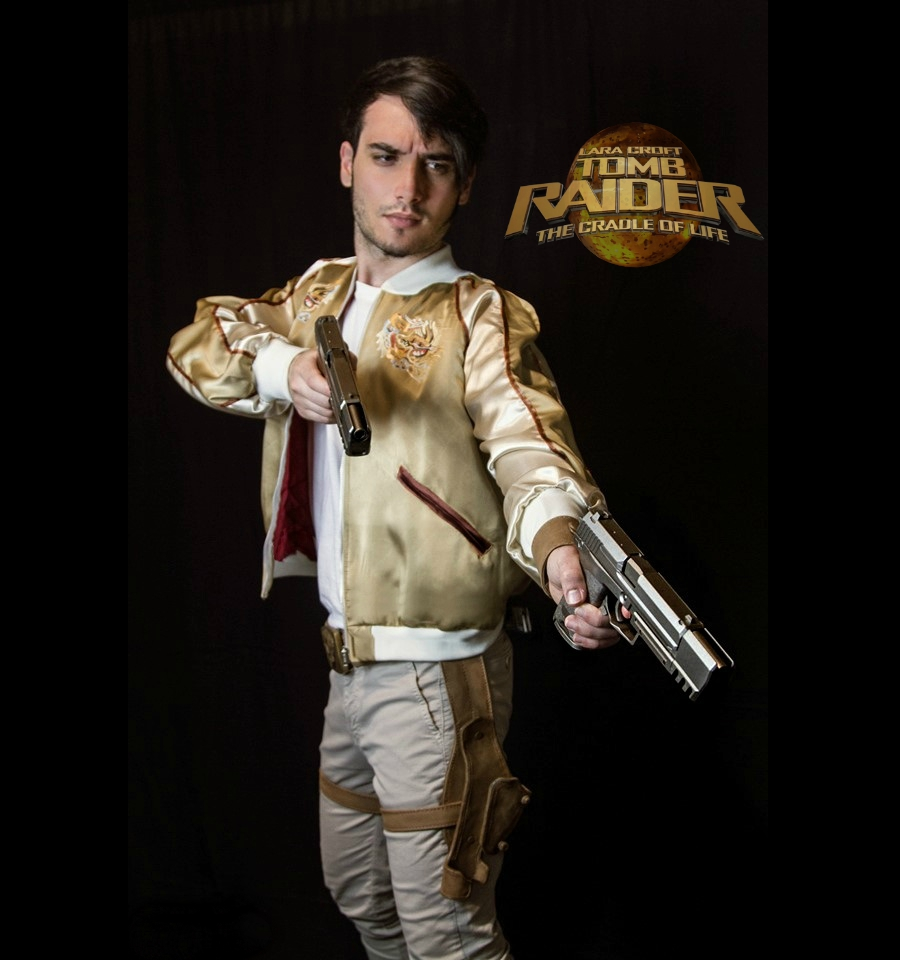 Cosplay from Tomb Raider The Cradle Of Life – Tomb Raider