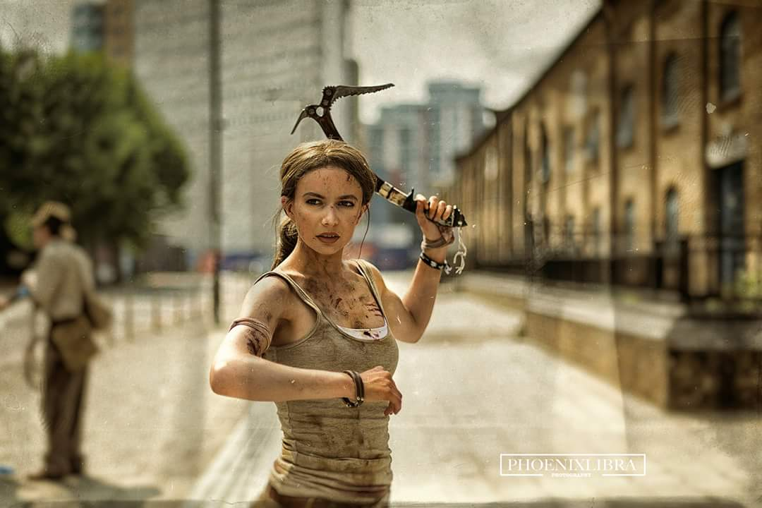 All Tomb Raider 2018 Cosplay Pictures Tomb Raider Cosplay