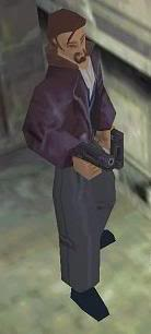 Tomb Raider Classic Characters
