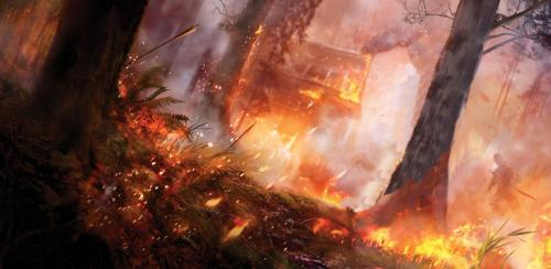 Tomb Raider 2013 Backgrounds
